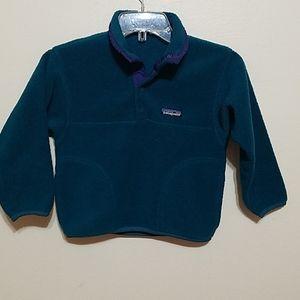 J. PATAGONIA Kids Size 6 Fleece